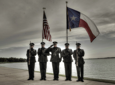 Rockwall Police Honor Guard